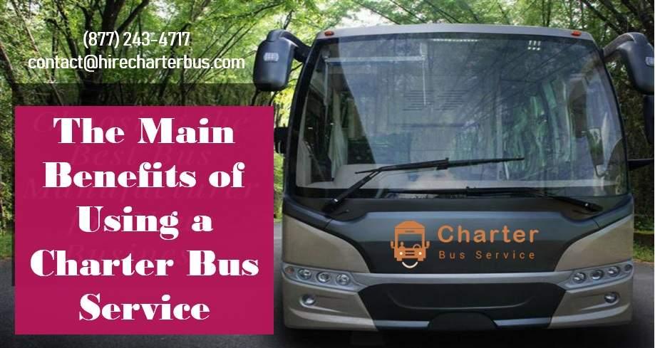 Charter Buses Near Me