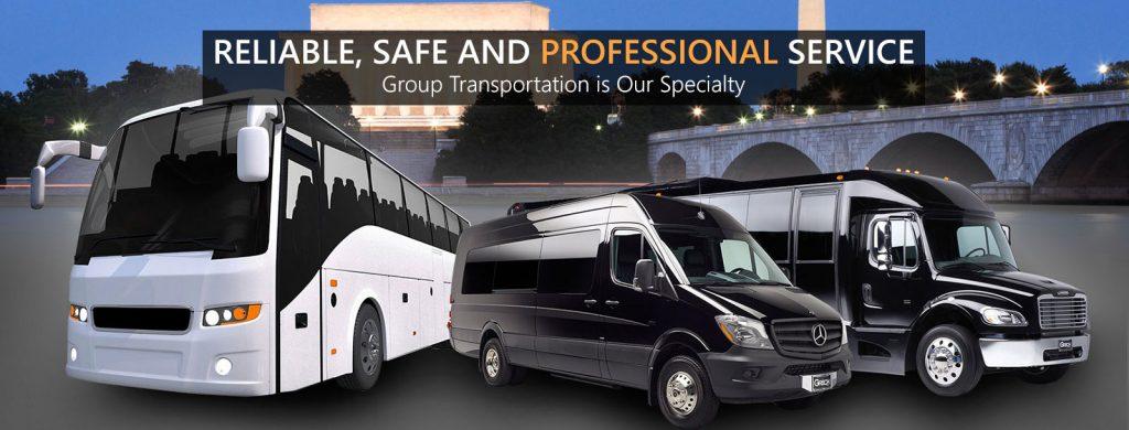 Cheap Charter Bus Service