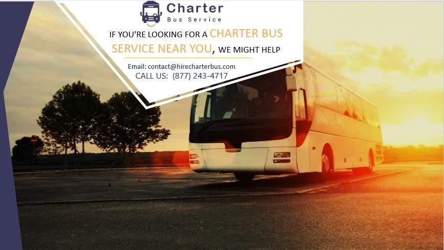 Charter Bus Service Near You