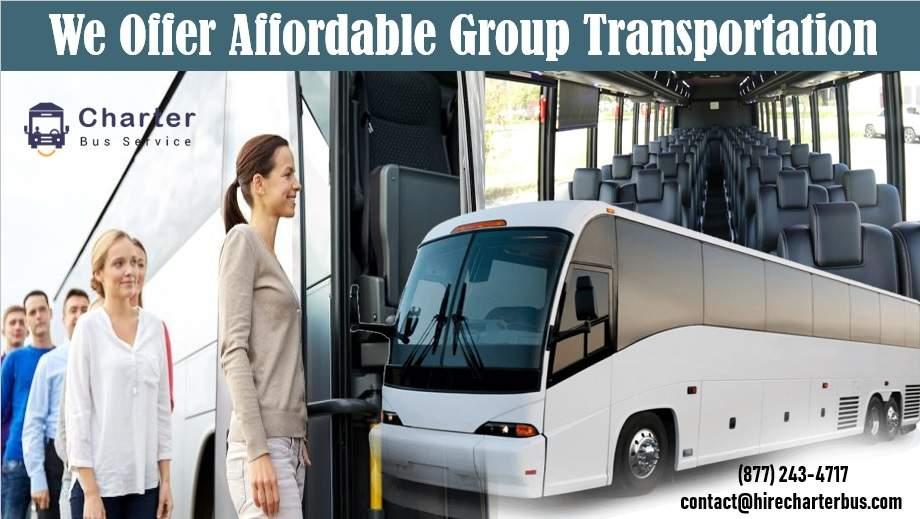 San Francisco charter bus price
