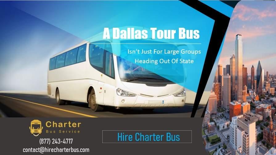 Dallas Tour Bus